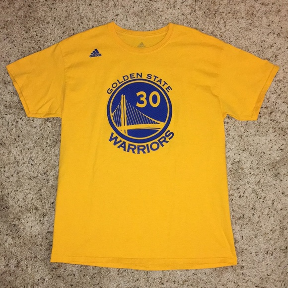 eb32856e08c0 adidas Other - Adidas Golden State Warriors T-shirt